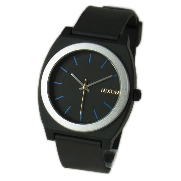 NIXON ニクソン メンズ腕時計 レディース腕時計 THE TIME TELLER P タイムテラー ミッドナイトGT ブラック A1191529 A119-1529 39surprise