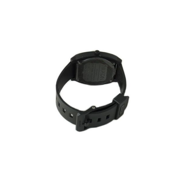NIXON ニクソン メンズ腕時計 レディース腕時計 THE TIME TELLER P タイムテラー ミッドナイトGT ブラック A1191529 A119-1529 39surprise 03