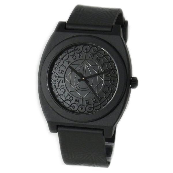 NIXON ニクソン メンズ腕時計 レディース腕時計 THE TIME TELLER P タイムテラー オールブラックシャドウ A1191617 A119-1617|39surprise