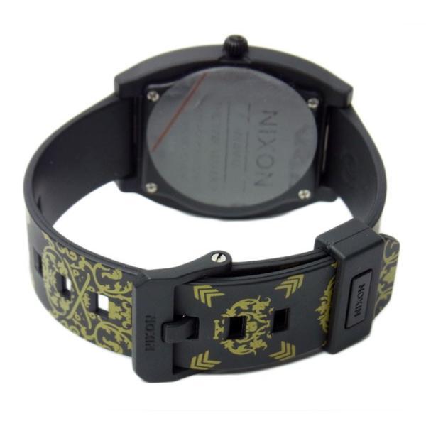 NIXON ニクソン メンズ腕時計 レディース腕時計 THE TIME TELLER P タイムテラー ブラック/ゴールドオルネート A1191881 A119-1881|39surprise|03