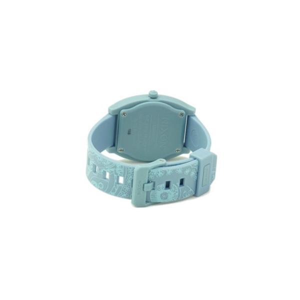 NIXON ニクソン メンズ腕時計 レディース腕時計 THE TIME TELLER P タイムテラー ライトブルー/ペイスリー A1191973 A119-1973|39surprise|03