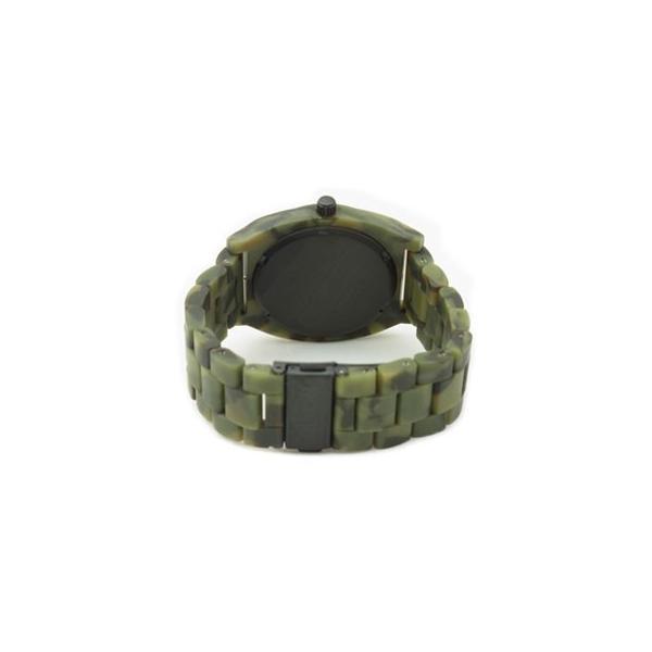 NIXON ニクソン メンズ腕時計 レディース腕時計 THE TIME TELLER タイムテラー アセテート マットブラック/カモ A3271428 A327-1428|39surprise|03