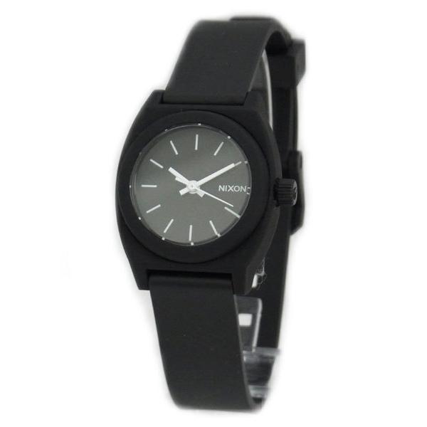 NIXON ニクソン レディース腕時計 Small Time Teller P スモールタイムテラー ブラック レディースウォッチ 女性用 A425000 A425-000|39surprise