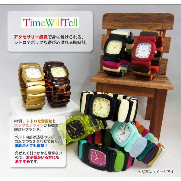 Time Will Tell タイムウィルテル(タイムウイルテル) 腕時計 HAMPTON ハンプトンシリーズ ブレスウオッチ アイボリー系 ヌード HAMPTON-NU|39surprise|02