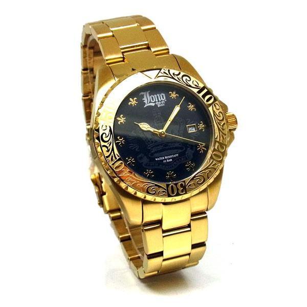 LONO ロノ ハワイアンジュエリー メンズ 10気圧 ダイバーウォッチ 腕時計 LAC230403|39surprise|03