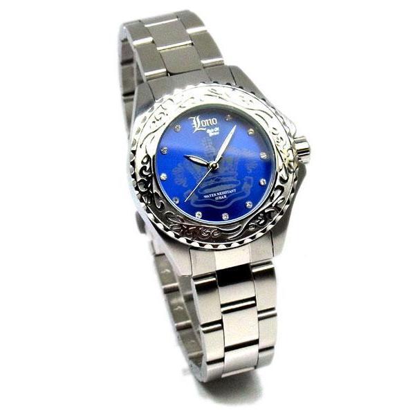 LONO ロノ ハワイアンジュエリー レディース 10気圧 ダイバーウォッチ 腕時計 LGA130404|39surprise|03