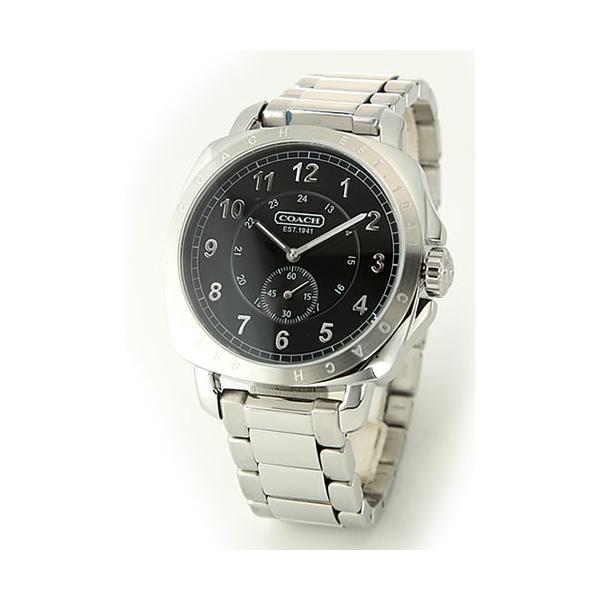 7e2a8ad3dfa4 コーチ 腕時計 メンズ COACH Tyler (タイラー) ブレスウオッチ 14601198|39surprise ...