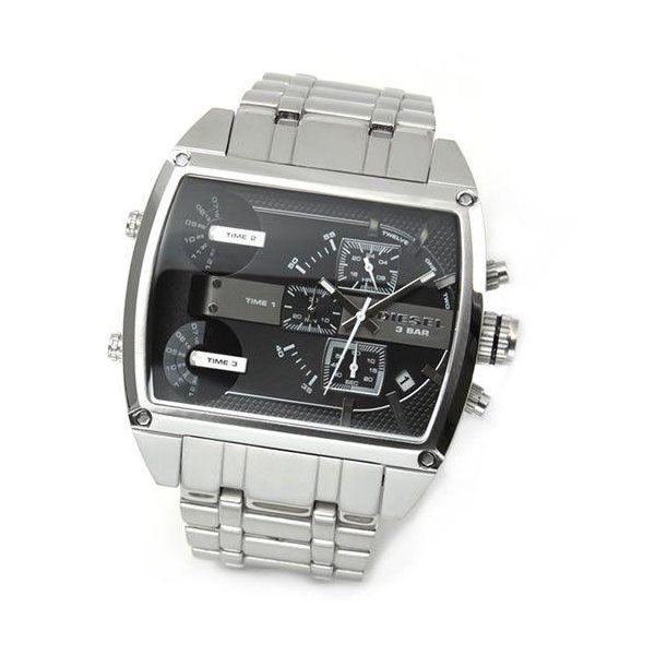 DIESEL ディーゼル メンズ腕時計 メンズ 腕時計 クロノグラフ 3Time表示 DZ7324|39surprise