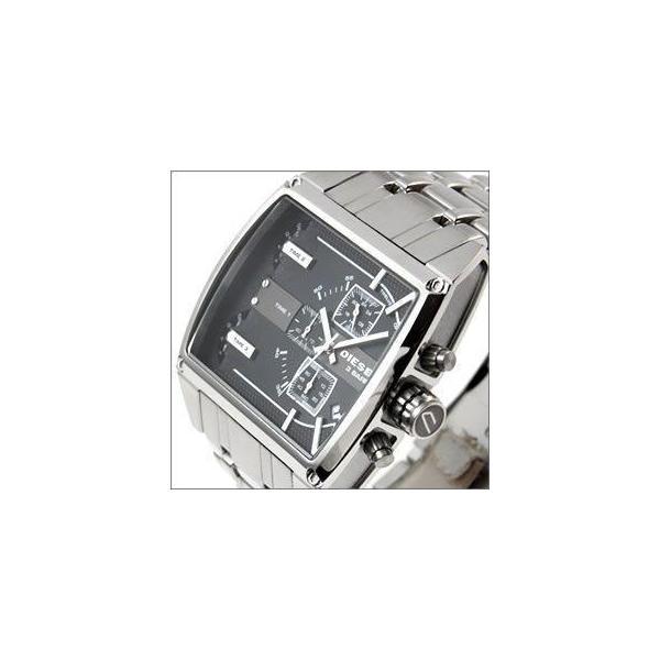 DIESEL ディーゼル メンズ腕時計 メンズ 腕時計 クロノグラフ 3Time表示 DZ7324|39surprise|02