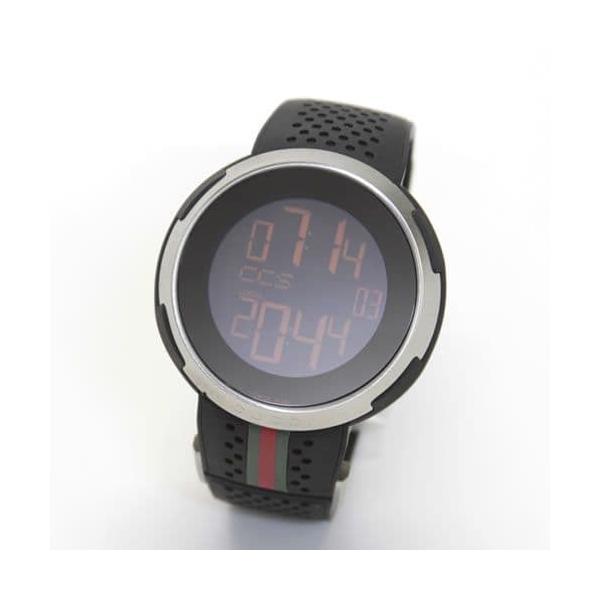 sale retailer ac65f b6b52 グッチ GUCCI 腕時計 メンズ I-Gucci sports(アイ-グッチ・スポーツ)コレクション YA114103