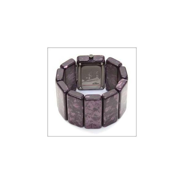 NIXON ニクソン 腕時計 レディース THE Vega ベガ ガンメタル×ベルベット パープル A7261345 A726-1345|39surprise|03