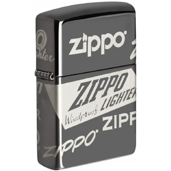 ZIPPO ジッポー ジッポライター ジッポーロゴ 49051