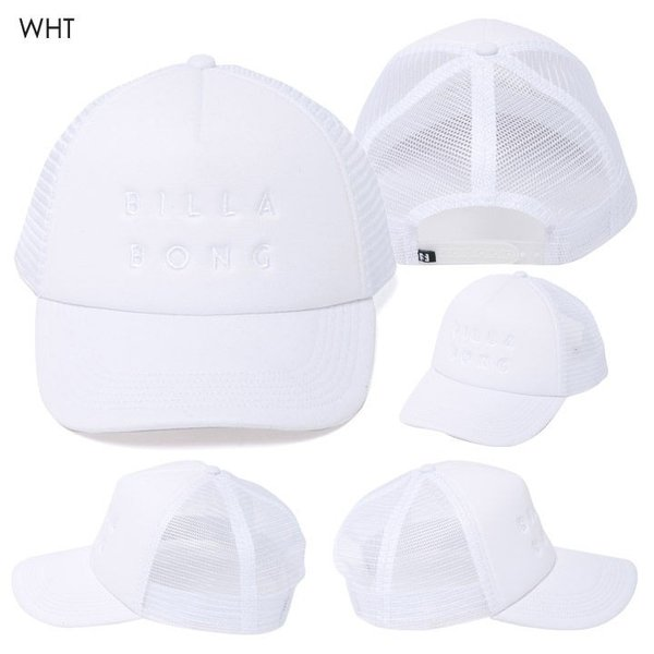 BILLABONG キャップ メンズ LOGO CAP AI011-934 2018春 ブラック/ブルー/ホワイト フリーサイズ|3direct|04