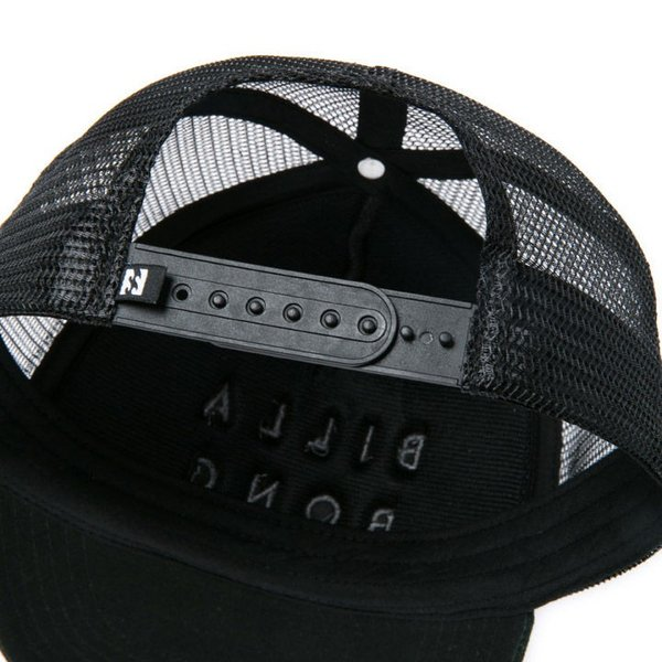 BILLABONG キャップ メンズ LOGO CAP AI011-934 2018春 ブラック/ブルー/ホワイト フリーサイズ|3direct|06