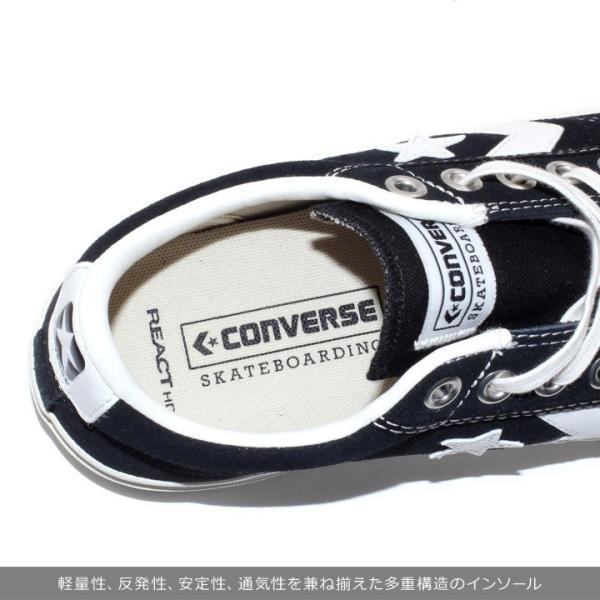 CONVERSE SKATEBOARDING コンバース スケートボーディング スニーカー メンズ BREAKSTAR SK OX + 32753371220|3direct|11