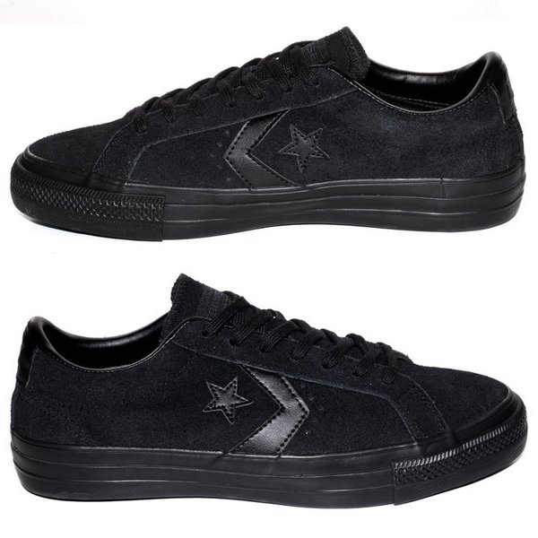 CONVERSE SKATEBOARDING コンバース スケートボーディング スニーカー メンズ CHEVRON & STAR PRORIDE SK OX + BLACK MONOCHROME|3direct|07