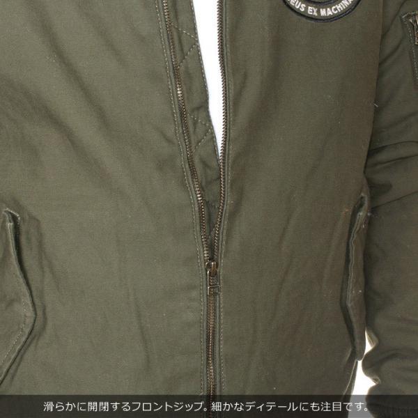 DEUS EX MACHINA デウスエクスマキナ ボンバージャケット メンズ ELIAS CROC BOMBER DMF86532|3direct|11