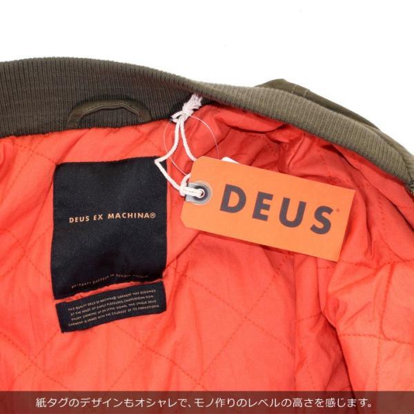 DEUS EX MACHINA デウスエクスマキナ ボンバージャケット メンズ ELIAS CROC BOMBER DMF86532|3direct|13