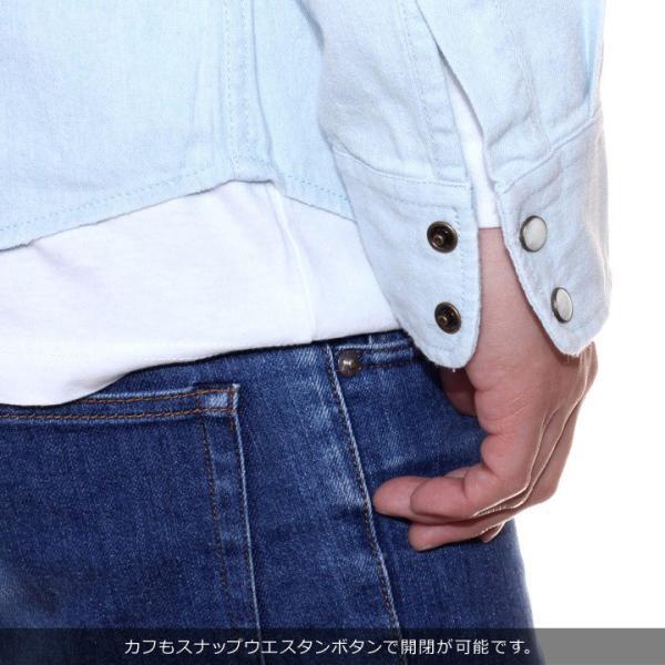 DEUS EX MACHINA デウスエクスマキナ シャツ メンズ CROSSHAIR WESTERN SHIRT JMF85423|3direct|11