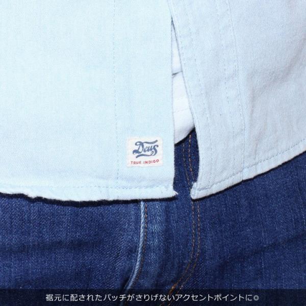 DEUS EX MACHINA デウスエクスマキナ シャツ メンズ CROSSHAIR WESTERN SHIRT JMF85423|3direct|09