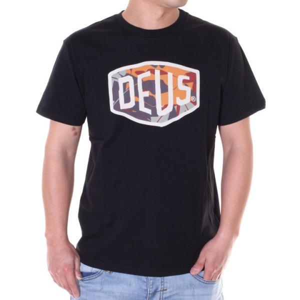 DEUS EX MACHINA デウスエクスマキナ Tシャツ メンズ CHULO SHIELD TEE JMP91738B 2019春夏|3direct|05