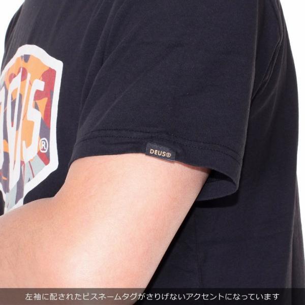 DEUS EX MACHINA デウスエクスマキナ Tシャツ メンズ CHULO SHIELD TEE JMP91738B 2019春夏|3direct|08