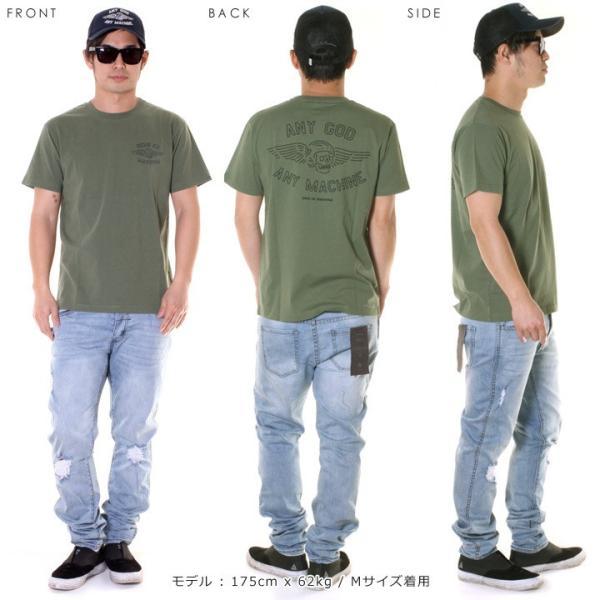 DEUS EX MACHINA デウスエクスマキナ Tシャツ メンズ WANDERER TEE JMS81656B 2019春夏|3direct|06