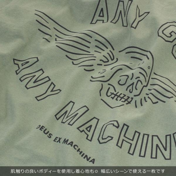 DEUS EX MACHINA デウスエクスマキナ Tシャツ メンズ WANDERER TEE JMS81656B 2019春夏|3direct|10