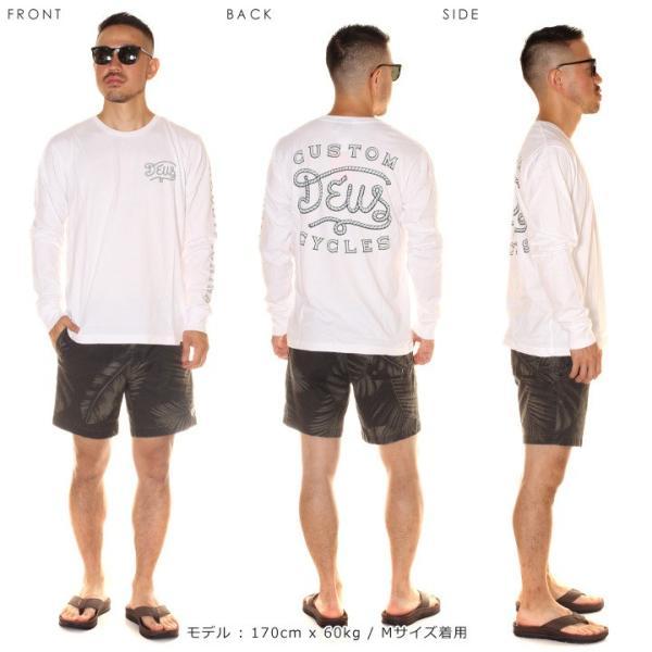 DEUS EX MACHINA デウスエクスマキナ Tシャツ ロンT メンズ ROPED IN LS TEE 2019春夏|3direct|08