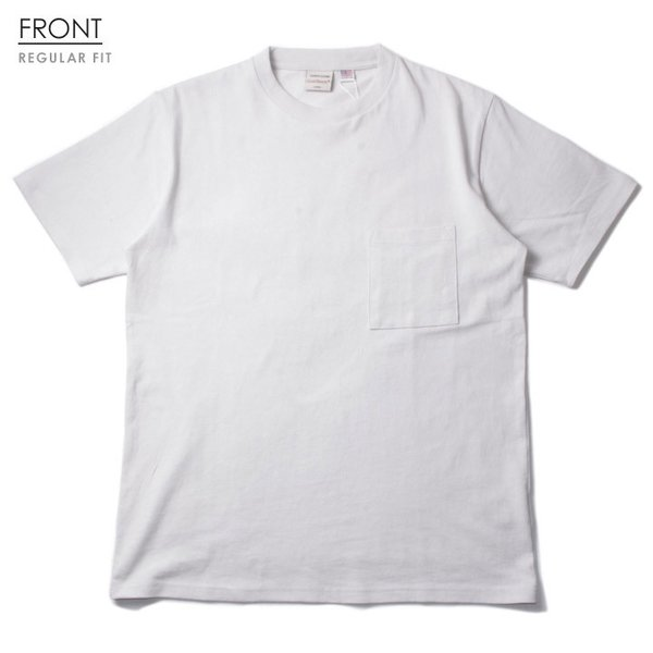GOODWEAR Tシャツ メンズ USAコットン無地ポケットT 2W7-2500 2019春夏|3direct|02