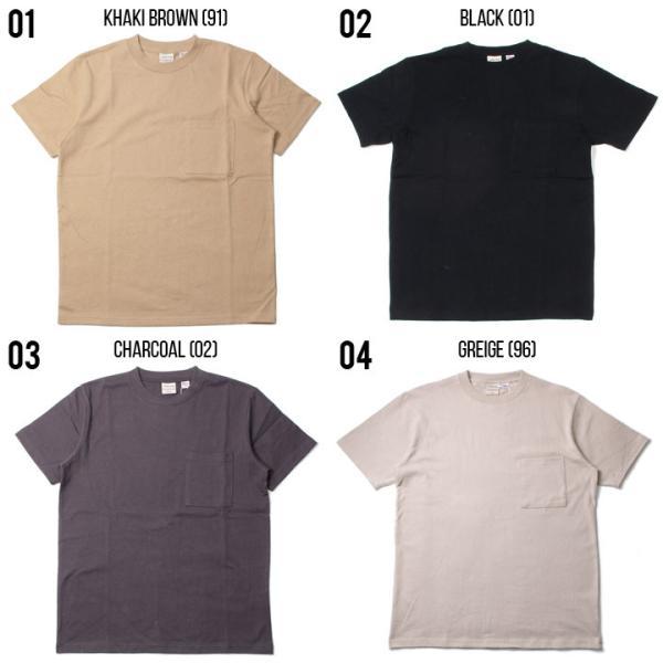 GOODWEAR Tシャツ メンズ USAコットン無地ポケットT 2W7-2500 2019春夏|3direct|04