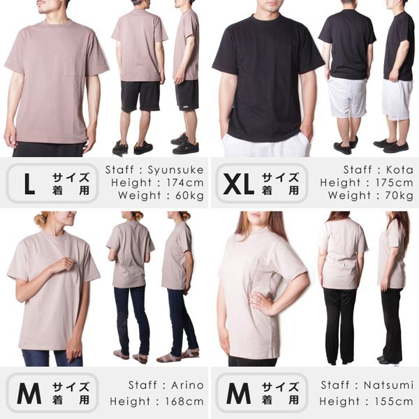 GOODWEAR Tシャツ メンズ USAコットン無地ポケットT 2W7-2500 2019春夏|3direct|09