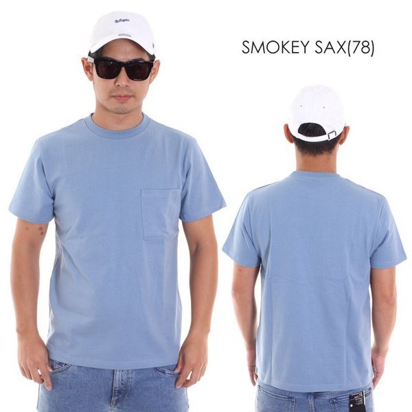 GOODWEAR Tシャツ メンズ USAコットン無地ポケットT 2W7-2500 2019春夏|3direct|10