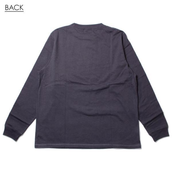 GOODWEAR グッドウェア Tシャツ ロンT メンズ USAコットン袖リブポケットロンT 2W7-8518|3direct|03