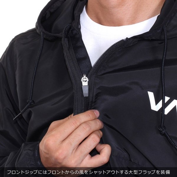 RVCA ルーカ アウター メンズ AXE PACKABLE AI042-751 2018秋冬 ブラック/グリーン S/M/L/XL|3direct|09