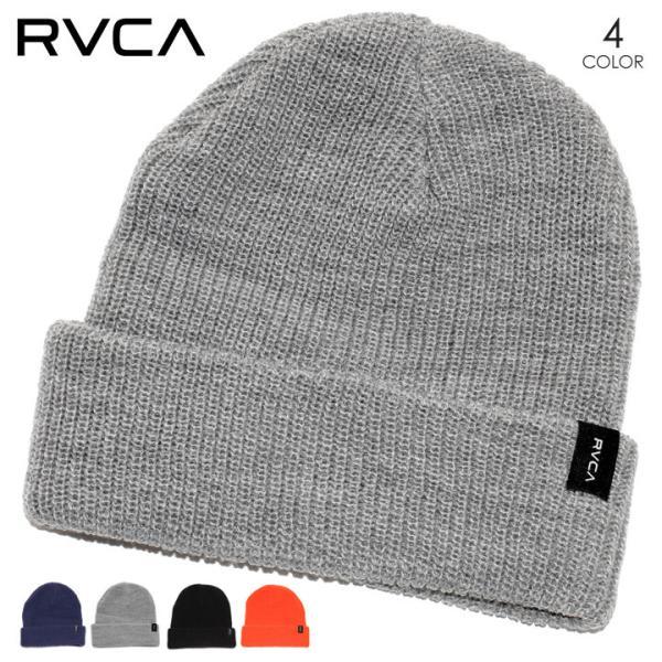 RVCA ルーカ ビーニー メンズ ANDREW REYNOLDS AI042-930 2018秋冬 ブラック/ネイビー/イエロー ワンサイズ|3direct