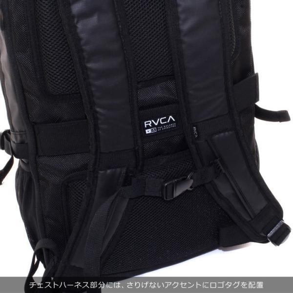 RVCA ルーカ リュック メンズ RADAR BACKPACK AI042-950 2018秋冬 ブラック 21L|3direct|06