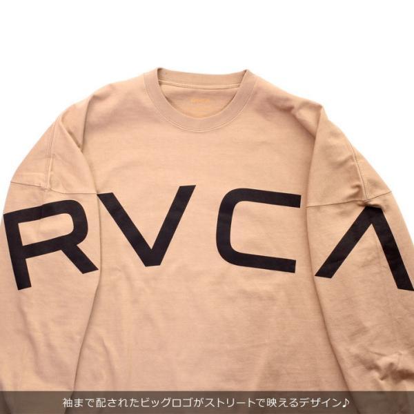 RVCA ルーカ ロンT メンズ FAKE RVCA L/S AJ041-063 2018秋冬|3direct|10