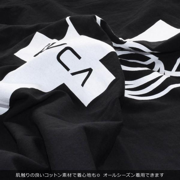 RVCA ルーカ Tシャツ メンズ HOSOI DAYSHIFT AJ041-208|3direct|11