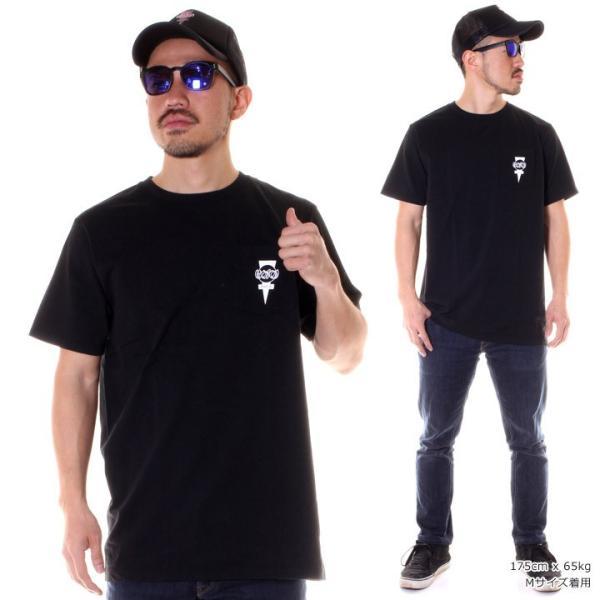 RVCA ルーカ Tシャツ メンズ HOSOI DAYSHIFT AJ041-208|3direct|03