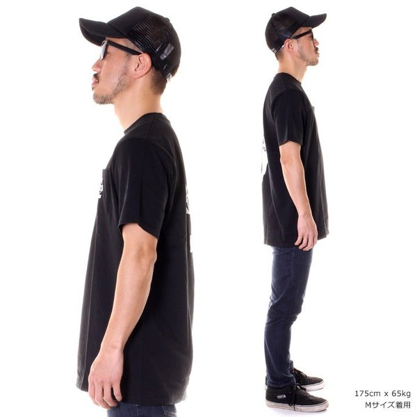 RVCA ルーカ Tシャツ メンズ HOSOI DAYSHIFT AJ041-208|3direct|05