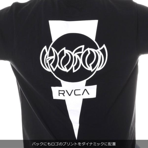RVCA ルーカ Tシャツ メンズ HOSOI DAYSHIFT AJ041-208|3direct|09