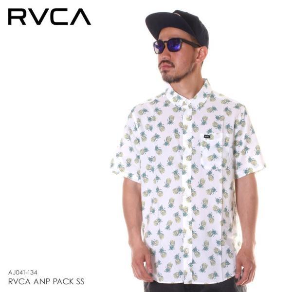 RVCA ルーカ シャツ メンズ RVCA ANP PACK SS 2019年春夏|3direct