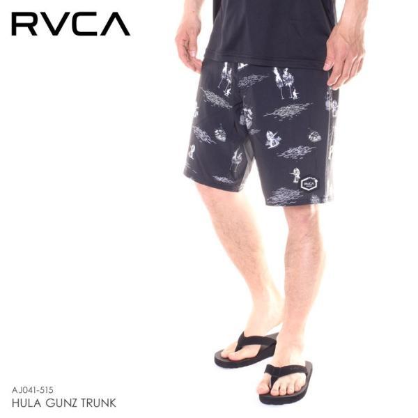 RVCA ルーカ ボードショーツ メンズ HULA GUNZ TRUNK 2019春夏|3direct