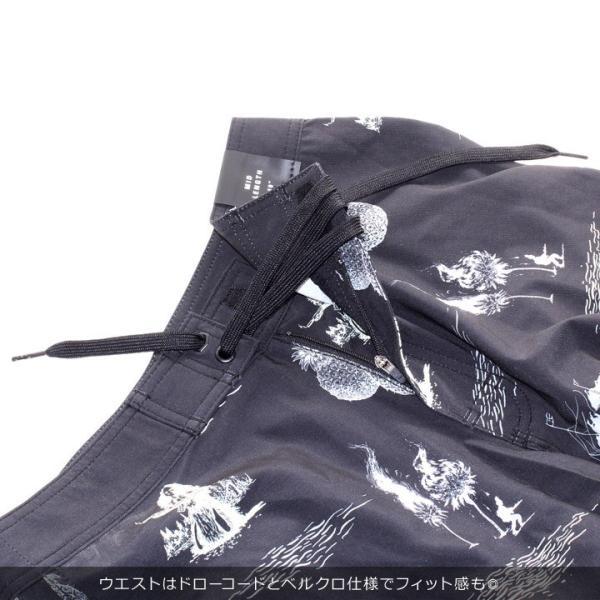 RVCA ルーカ ボードショーツ メンズ HULA GUNZ TRUNK 2019春夏|3direct|11