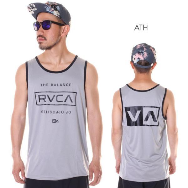 RVCA ルーカ タンクトップ メンズ STACKED 2019春夏 3direct 02
