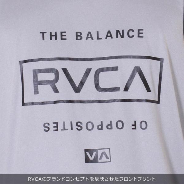 RVCA ルーカ タンクトップ メンズ STACKED 2019春夏 3direct 06