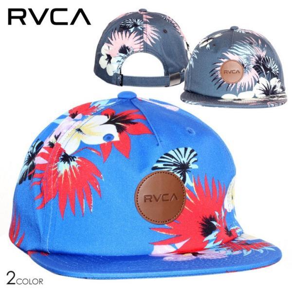 RVCA ルーカ キャップ メンズ ROMEO SNAPBACK AJ041-934 2019春夏|3direct
