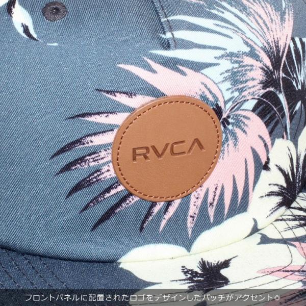 RVCA ルーカ キャップ メンズ ROMEO SNAPBACK AJ041-934 2019春夏|3direct|14