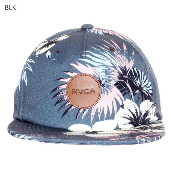 RVCA ルーカ キャップ メンズ ROMEO SNAPBACK AJ041-934 2019春夏|3direct|03